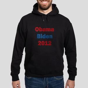 Obama Biden 2012 Hoodie (dark)