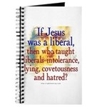 Jesus Liberal? Journal