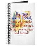 Jesus Liberal? Journal