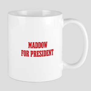Maddow for President Mug