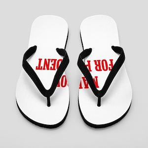 Maddow for President Flip Flops