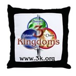 3Kingdoms Throw Pillow