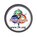 3Kingdoms Wall Clock