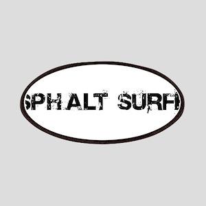 Asphalt Surfer Patches
