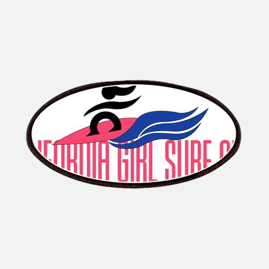 California Girl Surf Club Patches