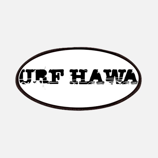 Surf Hawaii Patches