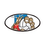 Bucks County Volleyball Patches