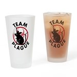 Team Plague Drinking Glass