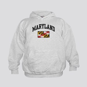 Maryland Kids Hoodie