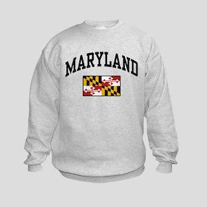 Maryland Kids Sweatshirt