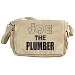 JOE THE PLUMBER Messenger Bag
