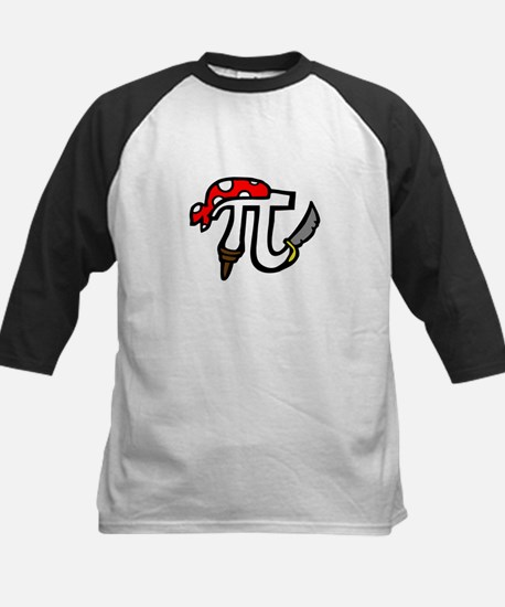 Pi Pirate Kids Baseball Jersey