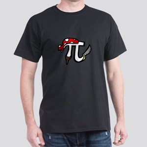 Pi Pirate Dark T-Shirt