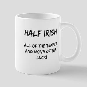 Half Irish Mug