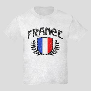 France Kids Light T-Shirt