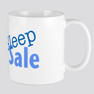 Eat Sleep Yard Sale Mug