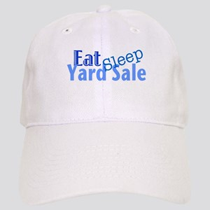 Eat Sleep Yard Sale Cap