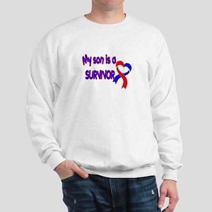Son CHD Survivor Sweatshirt