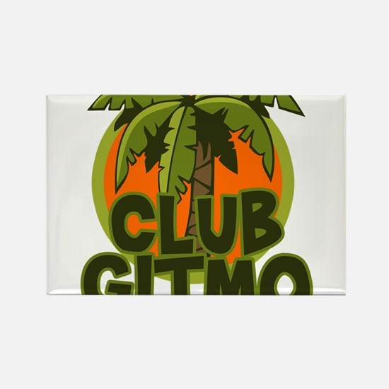 Club Gitmo Magnets