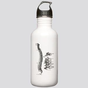 spine Stainless Water Bottle 1.0L