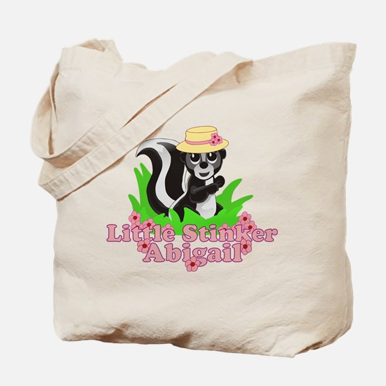 Little Stinker Abigail Tote Bag