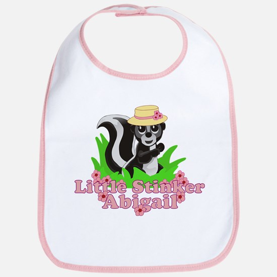 Little Stinker Abigail Bib