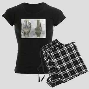 Bharath Ramakrishna Women's Dark Pajamas