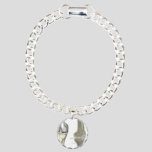 Bharath Ramakrishna Charm Bracelet, One Charm
