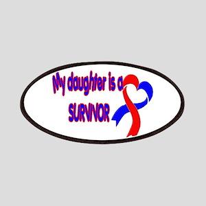 Daughter CHD Survivor Patches