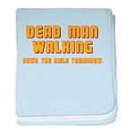 Bachelor - Dead Man Walking baby blanket