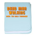Bachelor - Dead Man Walking baby blanket