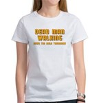 Bachelor - Dead Man Walking Women's T-Shirt