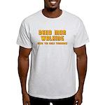Bachelor - Dead Man Walking Light T-Shirt