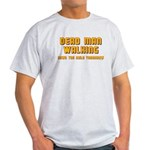 Bachelor - Dead Man Walking Light T-Shirt