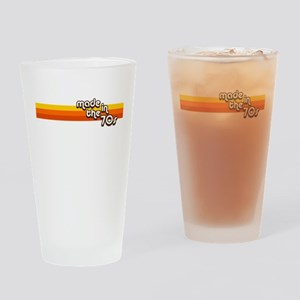 made in the 70s Drinking Glass