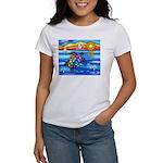 Sea Turtle #8 Women's T-Shirt
