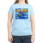 Sea Turtle #8 Women's Light T-Shirt