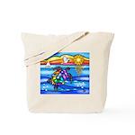 Sea Turtle #8 Tote Bag