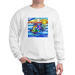 Sea Turtle #8 Sweatshirt