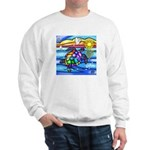 Sea Turtle #8 Sweatshirt