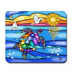 Sea Turtle #8 Mousepad