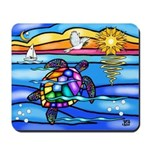 Sea Turtle #8 Mousepad