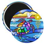 Sea Turtle #8 Magnet
