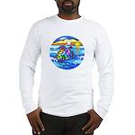 Sea Turtle #8 Long Sleeve T-Shirt