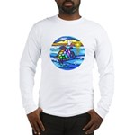 Sea Turtle #8 Long Sleeve T-Shirt