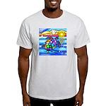 Sea Turtle #8 Light T-Shirt