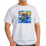 Sea Turtle #8 Light T-Shirt