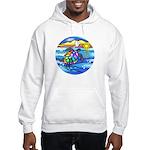 Sea Turtle #8 Hooded Sweatshirt