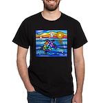 Sea Turtle #8 Dark T-Shirt