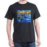 Sea Turtle #8 Dark T-Shirt
